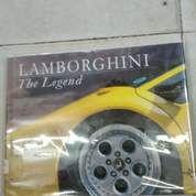 Majalah Otomotif Legenda Lamborghini