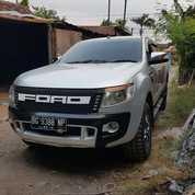 Ford All New Ranger XLT 2013 Grey