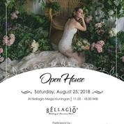 OPEN HOUSE BELLAGIO WEDDING & FUNCTION HALL