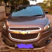 Mobil Chevrolet Spin Active Automatic Tahun 2015