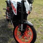 KTM DUKE 200cc 2018