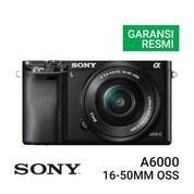 Mirrorless Digital Camera SONY Alpha A6000 KIT Lens 16-50MM