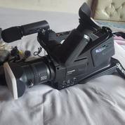 Kamera Panasonic NV-MD10000 Istimewa + Rewinder Dll