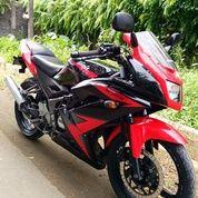 Kawasaki Ninja RR, 2014,Seri Medan,Surat2 Lgkp & Hdp Smw. Mesin & Body Aman.