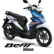 Motor Honda Nya Beat Cbs .Bisa Credit &Cash.