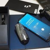 Samsung Galaxy S8 Smartphone Orchid Gray 64GB 4GB