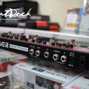 Mooer Red Truck Combined Effect Pedal - Effect Strip