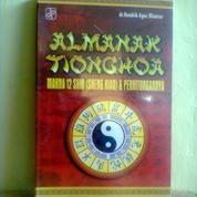 Buku DAYA BATIN Almanak Tionghoa Makna 12 Shio Dan Perhitungannya