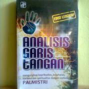 Buku DAYA BATIN Analisis Garis Tangan