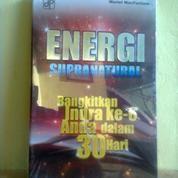 Buku DAYA BATIN Energi Supranatural