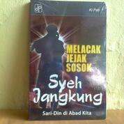 Buku PUSTAKA JAWA Melacak Jejak Sosok Syeh Jangkung