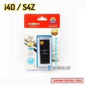 Baterai Advan I4D S4Z BP-40CT Original 100%