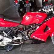 Ninja Rr 2011 Plat Ab