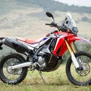 Honda CRF 250 Rally STD New 2018 Leasing Motor DP 8 Jt - Jabodetabek