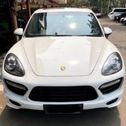 Porsche Cayenne S Turbo Th 2013
