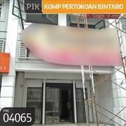 Ruko Komp Pertokoan Bintaro, Pondok Aren, Tangerang