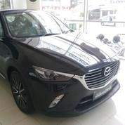 MAZDA CX - 3 TOURING (MATIC) HITAM NIK 2018 - BEST PRICE & BEST SERVICE