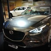 MAZDA 3 STANDART (MATIC) MACHINE GREY NIK 2018 - BEST PRICE & BEST SERVICE