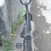 "Sepeda Bmx 20""Warna Hitam"