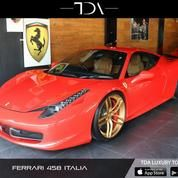 Ferrari 458 Italia Rosso Scuderia - TOP CONDITION