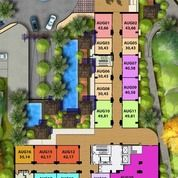 Kios Cimanggis City Posisi Strategis Jl Raya Bogor