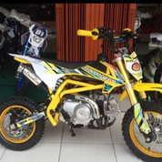 Motor Medium Trail 110cc Starter 4tak Bensin Murni