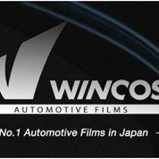 KACA FILM WINCOS MADE IN JAPAN HIGH CLASS