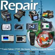 Terima Service Alat Fiber Optic Splicer,OTDR Semua Merk