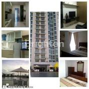 #A0931 Apartment Trillium Dgn Konsep Modern Classic Type 1Br Fully Furnished