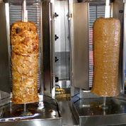 Mesin Kebab Grill Pemanggang Daging Kebab