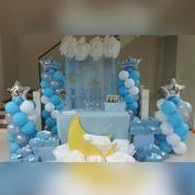 Birthday / Bridal Shower Dessert Table Decoration