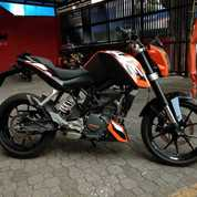 KTM Duke 200 Thn 2012 New