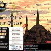Paket Awal Tahun 2019 Umroh Plus Tour Turkey