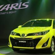 Toyota Yaris Serang