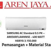 AC Samsung 0.5 PK Gratis Pemasangan