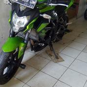 Kawasaki Ninja Mono Rr 2014 Mulus