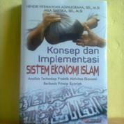 Buku AGAMA Konsep Dan Implementasi Sistem Ekonomi Islam