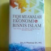 Buku AGAMA Fiqh Muamalah Ekonomi Dan Bisnis Islam