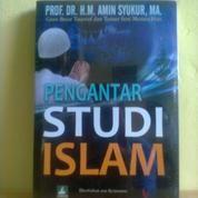 Buku AGAMA Pengantar Studi Islam