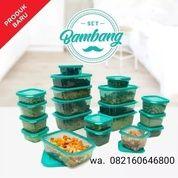 Bambang Set Isi 20 Pcs Tempat Penyimpanan Box Storage Tempat Bumbu