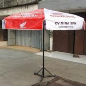 Payung Promosi Rangka Besi