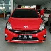Toyota Agya Merah