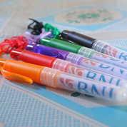 Pulpen Promosi - Souvenir Pen Boss Tali Warna
