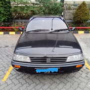 Yang Mau Peugeot 405 SRi 2.0 Th 93