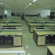 jual partisi kantor (workstation)