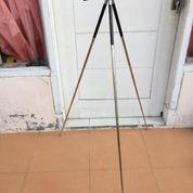 Tripod Kamera Kuno - Antik Merk SUPERZENITH - Germany