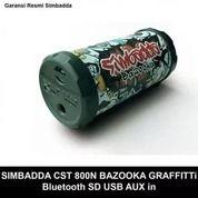 Speaker Simbadda Cst800n Bisa Bluetooth