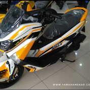 Yamaha Nmax Custom