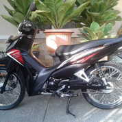 Honda Revo Fi 2014 Black