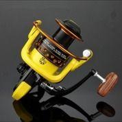 Reel Pancing HD7000 Bahan Metal Kuat Le Laut